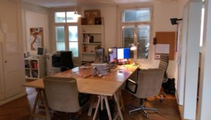 Foto vom Duotones Büro