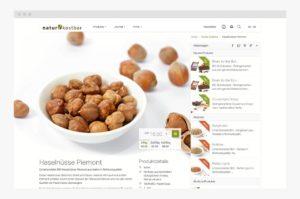 Onlineshop von Naturkostbar