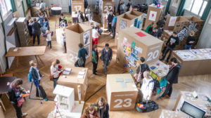 Design Festival Bern in der Turnhalle 2015