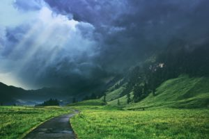 wetter-alarm weather upcoming